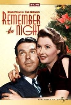 Remember the Night on-line gratuito