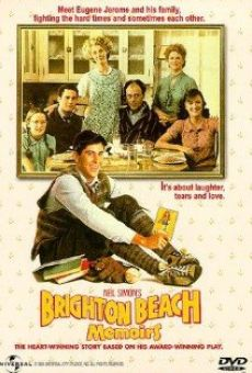 Brighton Beach Memoirs on-line gratuito