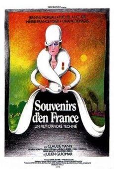 Souvenirs d'en France online