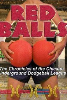 Ver película Red Balls