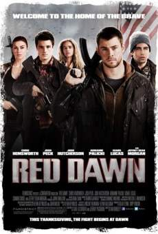 Red Dawn - Alba rossa online streaming