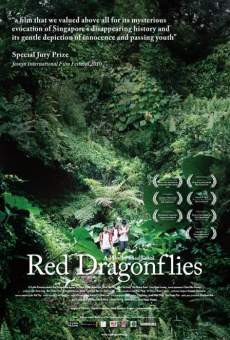 Red Dragonflies online