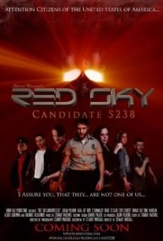 Película: Red Sky: Candidate 5238