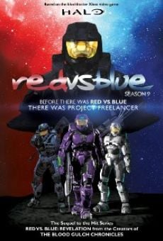 Película: Red vs. Blue Season 9
