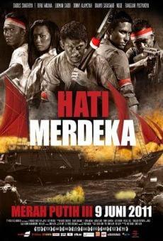 Hati Merdeka - Merah putih III (Red & White III) online