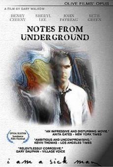 Ver película Reflexiones desde el sótano