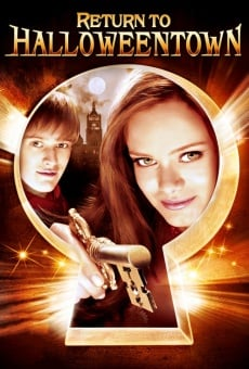 Regreso a Halloweentown online