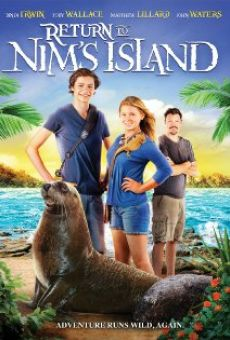 Return to Nim's Island on-line gratuito
