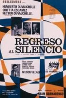 Ver película Regreso al Silencio