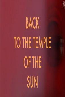 Ver película Regreso al templo del sol