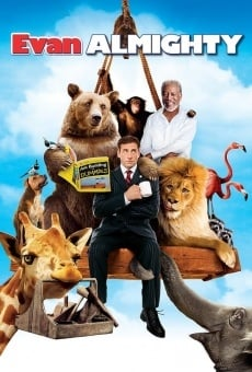 Evan Almighty (aka Bruce Almighty 2) on-line gratuito