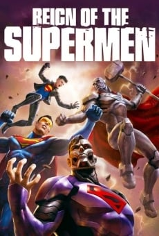 Reign of the Supermen on-line gratuito