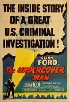The Undercover Man on-line gratuito