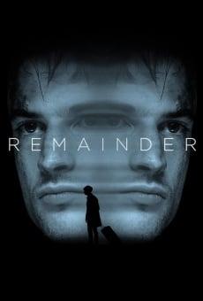 Ver película Remainder