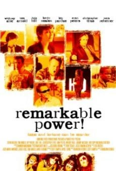 Remarkable Power online