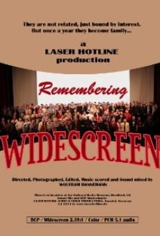 Ver película Remembering Widescreen