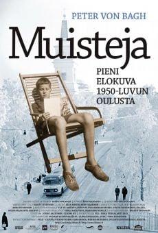 Muisteja - pieni elokuva 50-luvun Oulusta