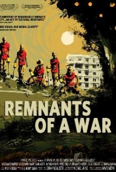 Watch Remnants of a War online stream
