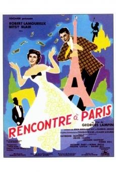 Ver película Reunión en París
