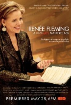 Renée Fleming: A YoungArts MasterClass online streaming