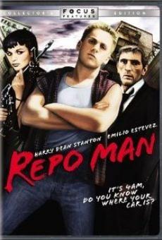 Ver película Repo Man