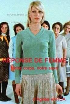 Ver película Réponse de femmes: Notre corps, notre sexe