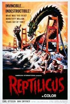 Ver película Reptilicus