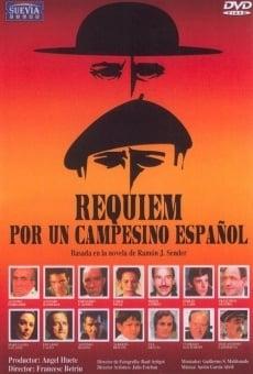 Ver película Réquiem por un campesino español