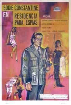Ver película Residencia para espías