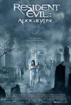 Ver película Resident Evil 2: Apocalipsis
