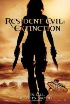 Resident Evil 3: la extinción online gratis