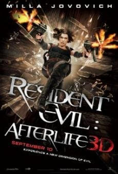 Resident Evil: Afterlife online streaming