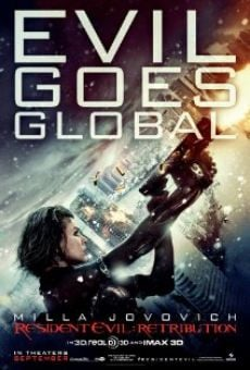 Resident Evil: Retribution on-line gratuito
