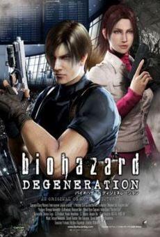 Ver película Resident Evil: Degeneración