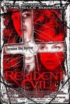 Resident evil: Les créatures maléfiques en ligne gratuit