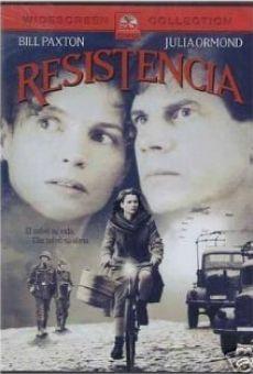 Ver película Resistencia