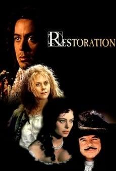 Restoration - Il peccato e il castigo online