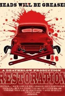Ver película Restoration