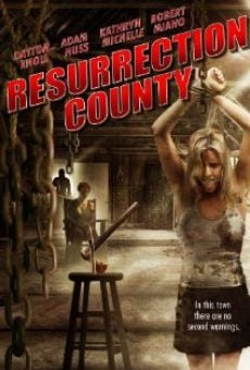 Ver película Resurrection County