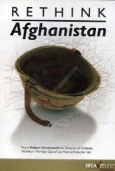 Rethink Afghanistan gratis