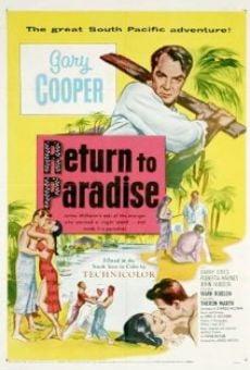 Ver película Retorno al paraíso