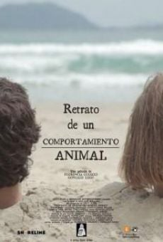 Retrato de un comportamiento animal Online Free