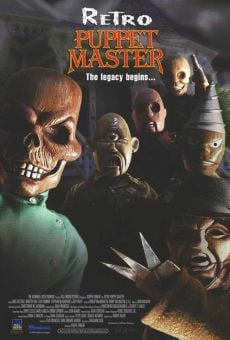 Retro Puppet Master on-line gratuito