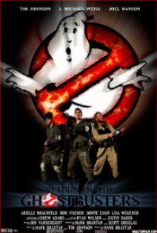 Película: Return of the Ghostbusters
