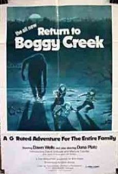 Return to Boggy Creek online streaming