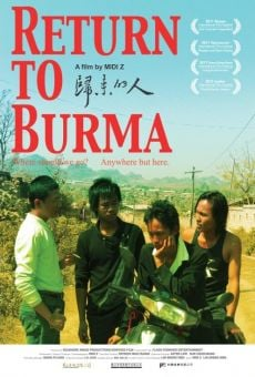 Gui lai de ren (Return to Burma) on-line gratuito