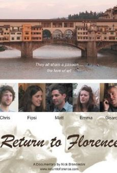Return to Florence on-line gratuito