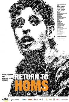 Ver película Return to Homs