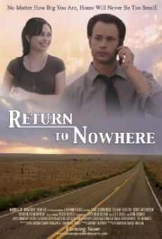 Return to Nowhere on-line gratuito