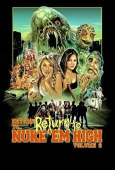 Ver película Return to Nuke 'Em High Volume 2